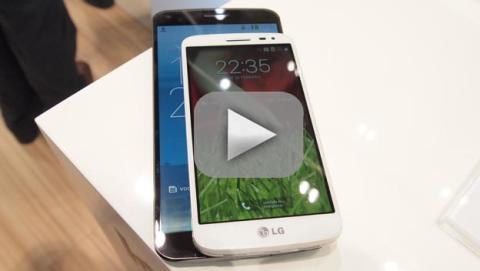 Toma de contacto con LG G2 Mini, así es en vídeo
