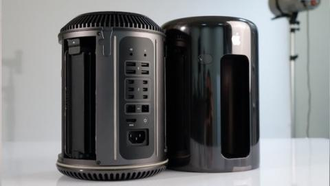 Nuevo Apple Mac Pro, unboxing en vídeo