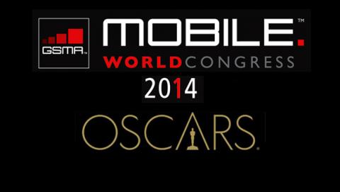 Los Oscar del Mobile World Congress 2014