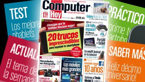 Computer Hoy 402 ya a la venta