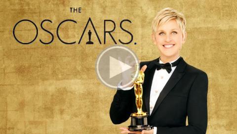 premios Oscar 2014 en directo