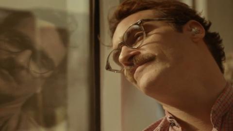 Joaquin Phoenix en Her