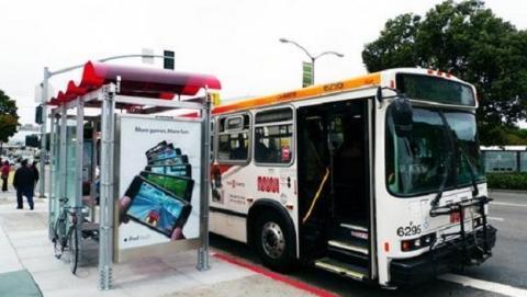 Google pagará el autobús urbano a jóvenes sin recursos en San Francisco