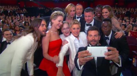 Note 3 Selfie