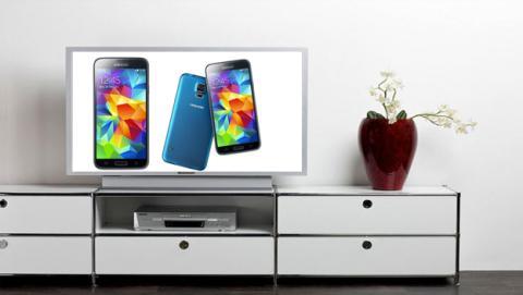 se emite el primer anuncio del Galaxy S5 en los Oscar