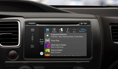 Apple CarPlay Música