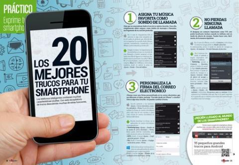Los mejores 20 trucos para móvil