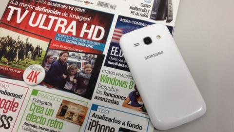 Samsung Galaxy Ace 3 Cámara