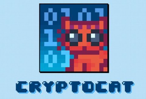 App de chat cifrado Cryptocat para iOS