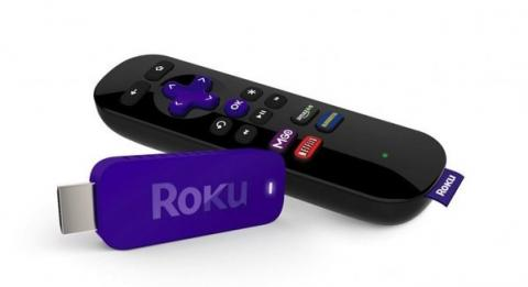 Roku Streaming Stick y mando a distancia