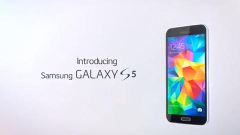 vídeos promocionales del Galaxy S5, Gear 2 y Gear Fit