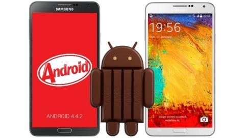 Android 4.4.2 KitKat, ya disponible para el Samsung Galaxy S4 libre I9505 en España