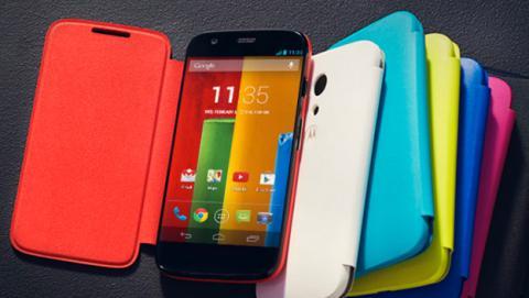 Moto G registra problemas tras actualizar Android