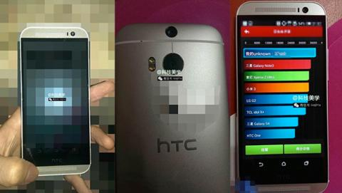 HTC All New One se filtra en Antutu por delante del Note 3