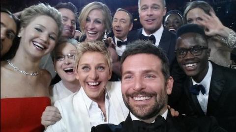 Selfie de Los Oscar