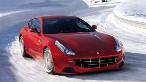 Ferrari FF, el primer coche equipado con Apple CarPlay