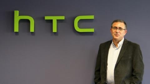 HTC, MWC 2014, motorista, Peter Chou