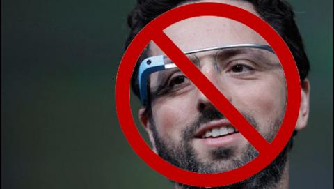 Las Google Glass prohibidas en un bar de San Francisco