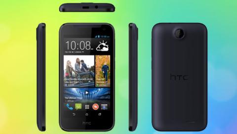 Así es el nuevo HTC Desire 310, un smartphone de gama media