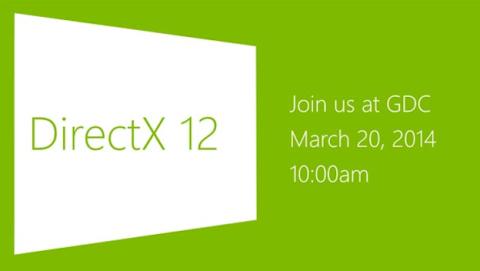 El nuevo DirectX 12 verá la luz el 20 de Marzo en la GDC