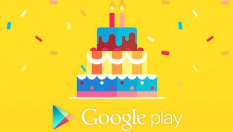 Google Play cumple dos años