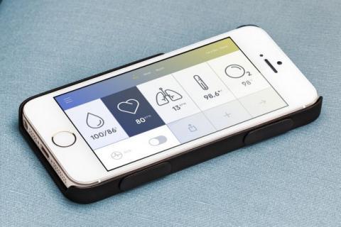 Wello, la funda con sensores médicos como el tricorder de Star Trek
