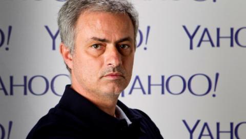 Jose Mourinho firma con Yahoo