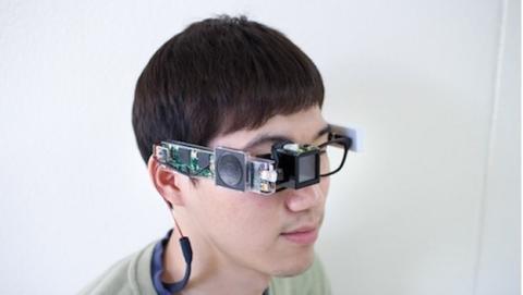 K-Glass Google Glass Corea del Sur