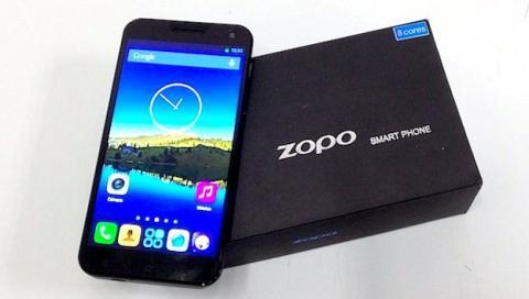 Zopo ZP998: Análisis, características y precio
