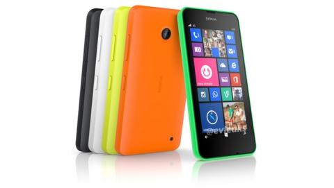 El nuevo Nokia Lumia 630, el primer smartphone con Windows Phone 8.1