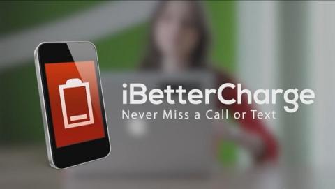 ibettercharge iOS app iPhone iPad