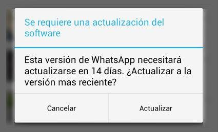 whatsapp mensaje