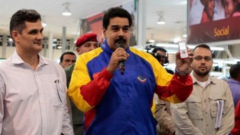 Vergatario 3, el móvil bolivariano de Hugo Chávez y Nicolás Maduro