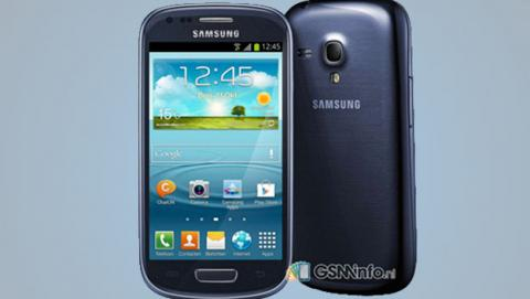 Samsung presenta Samsung Galaxy S3 Mini Value Edition