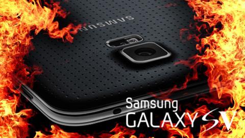 Producción del Samsung Galaxy S5 en peligro por un incendio