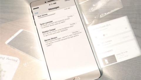 ¿Sería capaz el iPhone 6 de proyectar hologramas?