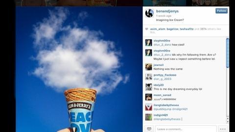 Publicidad Instagram Omnicom