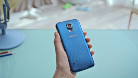 Video análisis oficial del Samsung Galaxy S5