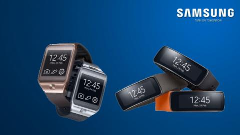 Samsung Gear 2 y Gear Fit vídeo hands-on