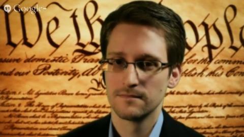 Snowden reaparece en el SXSW para hablar sobre la NSA