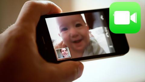 bebé salva a su madre vía FaceTime