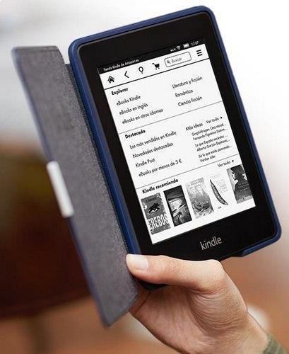 Actualización Kindle Paperwhite