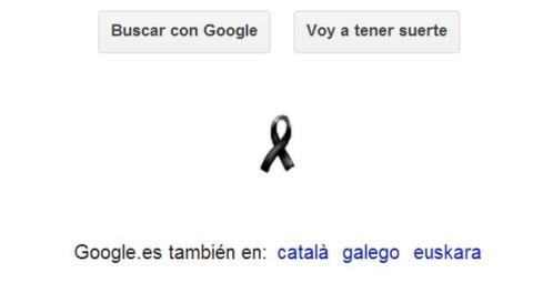 Google homenajea víctimas atentado 11-M