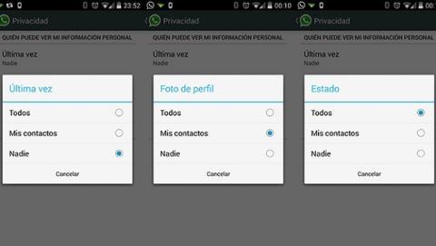 WhatsApp ha lanzado la actualización 2.11.186