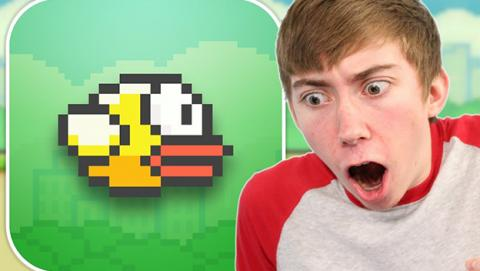 vuelta flappy bird