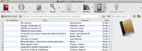Ebooks eReader Calibre