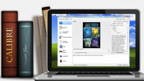 Tutorial Calibre: convierte un eBook a cualquier formato