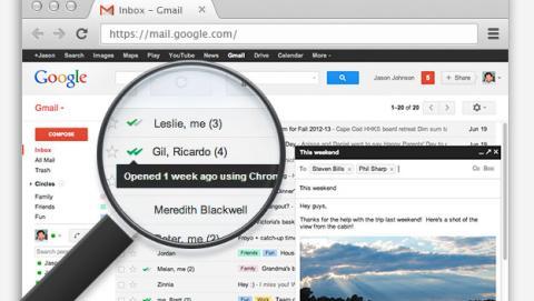 Tutorial MailTrack: cómo saber si han leído tu mail en Gmail