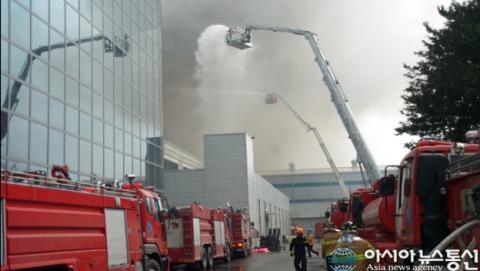 Incendio en Samsung no retrasará la llegada del Galaxy S5