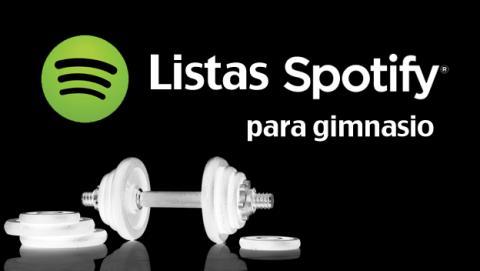 Las mejores listas reproducción de Spotify para el gimnasio